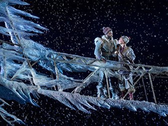 Tickets para Frozen en Broadway - Anna y Kristoff