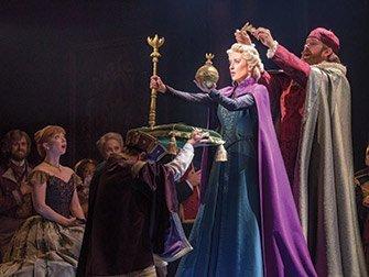 Tickets para Frozen en Broadway - Coronación