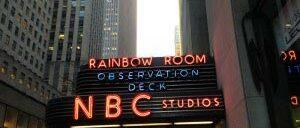 Tour por NBC Studio en Nueva York