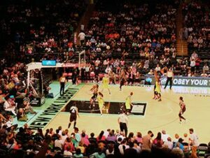 Tickets baloncesto para el New York Liberty