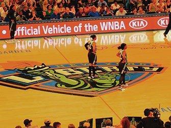 Tickets baloncesto para el New York Liberty - Jugadores