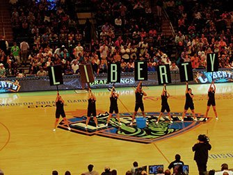 Tickets baloncesto para el New York Liberty - Partido