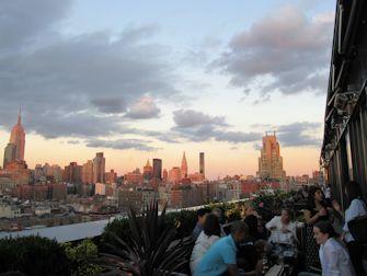 Tour por los rooftop bars en Nueva York - PHD