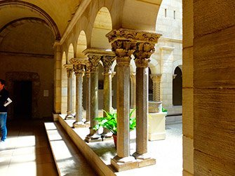 The Met Cloisters en Nueva York - Arquitectura