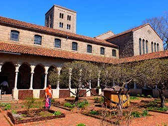 The Met Cloisters en Nueva York - Jardin