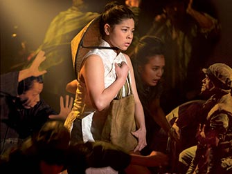 Tickets para Miss Saigon en Broadway - Guerra