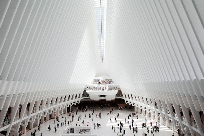 World Trade Center Transportation Hub - Interior