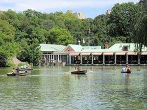 Alquiler de bote de remos en Central Park