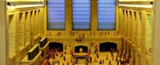 Mundo en miniatura de Gulliver's Gate