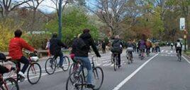 Tour en bicicleta por Central Park en español