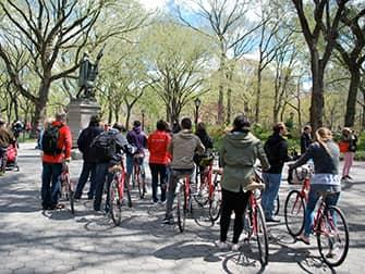 Tour en bicicleta por Central Park en español - Tour en bicicleta