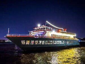 Crucero con cena Hudson River en Nueva York