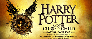 Tickets para Harry Potter en Broadway