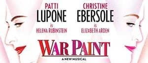 Tickets para War Paint en Broadway