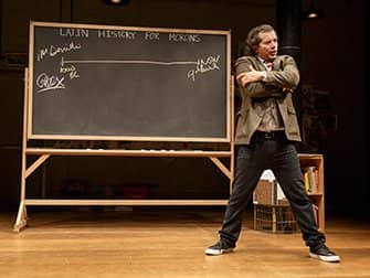 Tickets para Latin History for Morons en Broadway - Clase