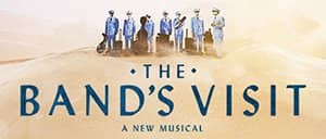Tickets para The Band's Visit en Broadway