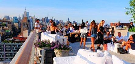 Los mejores rooftop bars