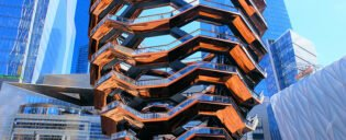 Hudson Yards Vessel en Nueva York
