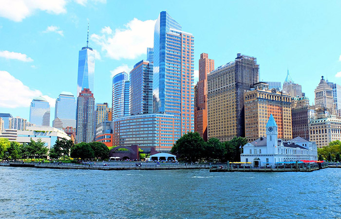 New York Sightseeing Day Pass - Crucero