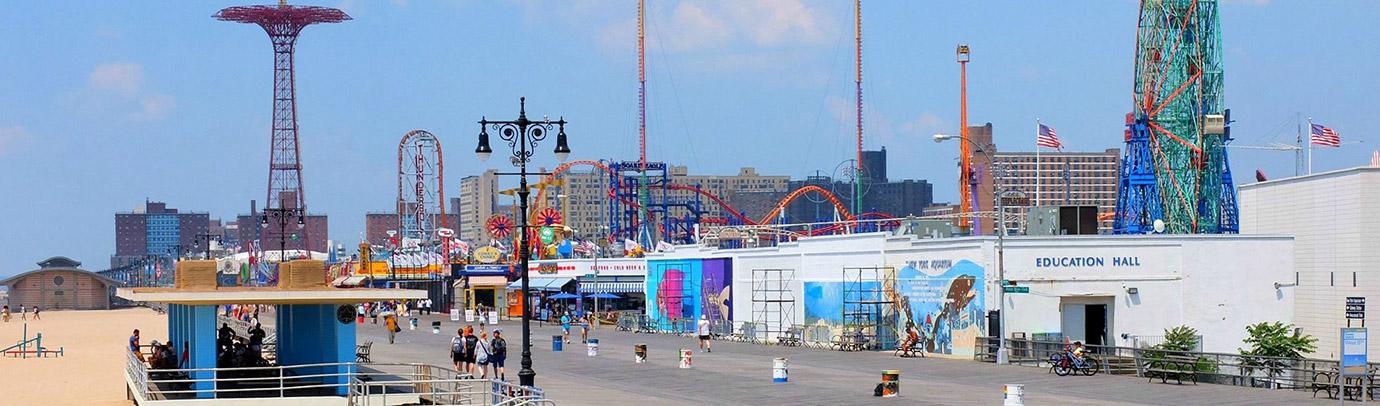Verano en Nueva York: Coney Island