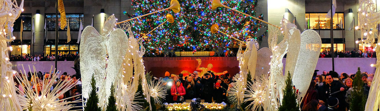 Navidades en Nueva York