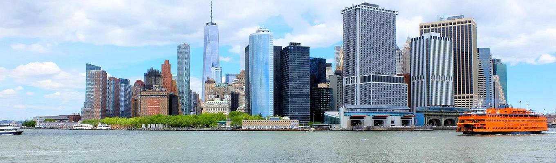 Paseos en barco por Nueva York