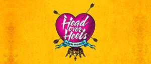 Tickets para Head over Heels en Broadway