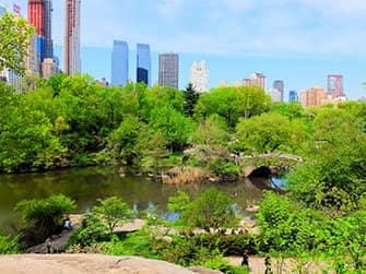 Diferencias entre el New York Sightseeing Flex Pass y el New York Explorer Pass - Central Park
