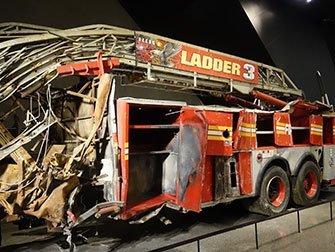 Pase de descuento para varias ciudades de EE.UU - Museo del 11-S