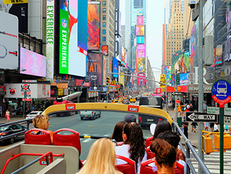Diferencias entre el New York Sightseeing Day Pass y el New York Pass - Hop on Hop off Bus