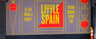 Mercado Little Spain en Nueva York