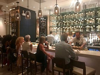 Restaurantes en Nueva York - Avra