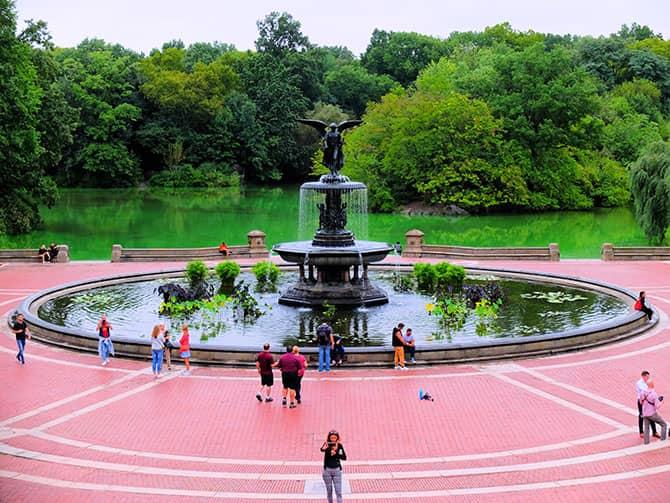 Tour en bicicleta eléctrica en Nueva York - Central Park