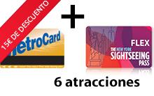 Unlimited + 6 atracciones