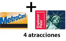 Unlimited + 4 atracciones
