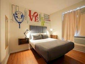 Hoteles baratos en Nueva York