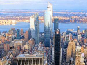 Hudson Yards en Nueva York
