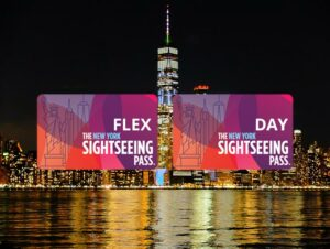 Diferencias entre el New York Sightseeing Flex Pass y el Sightseeing Day Pass