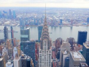 Chrysler Building en Nueva York